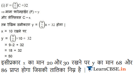 NCERT Solutions for class 9 Maths chapter 4 Exercise 4.3 Hindi medium for 2018-19