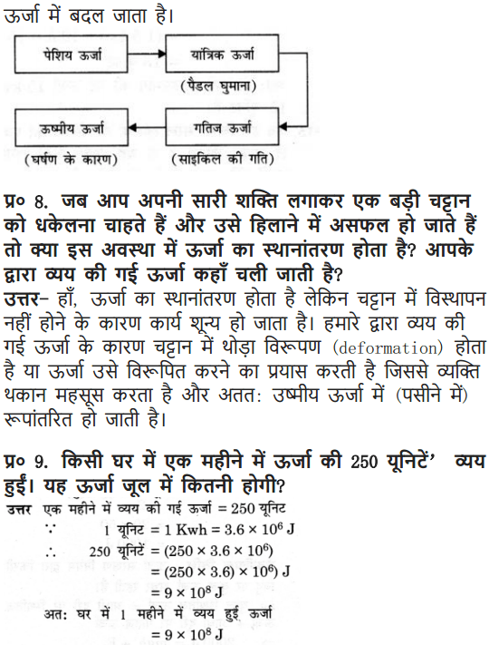 9 Science Chapter 11 in hindi