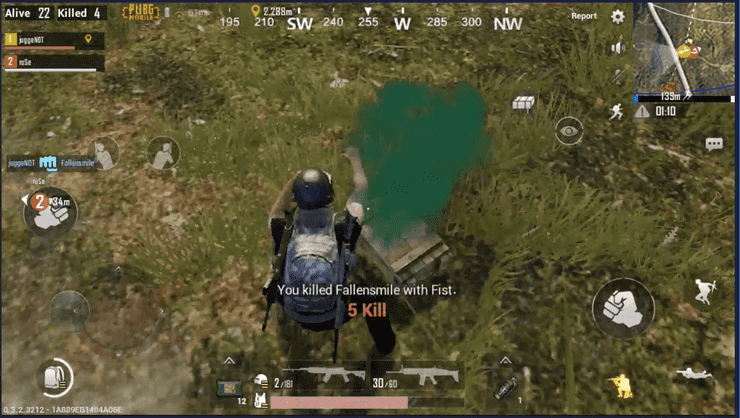 Loot is not as important in the late game