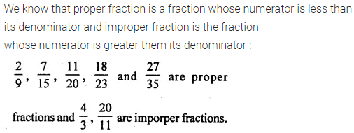 Selina Concise Mathematics Class 6 ICSE Solutions Chapter 14 Fractions Ex 14A 3