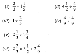 Selina Concise Mathematics Class 6 ICSE Solutions Chapter 14 Fractions Ex 14D Q2
