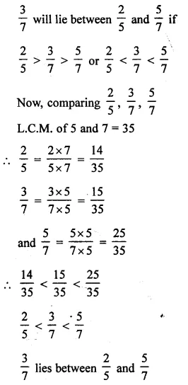 Selina Concise Mathematics Class 6 ICSE Solutions Chapter 14 Fractions Revision Ex 54