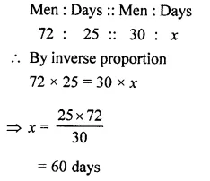 Selina Concise Mathematics Class 8 ICSE Solutions Chapter 10 Direct and Inverse Variations Ex 10B 17