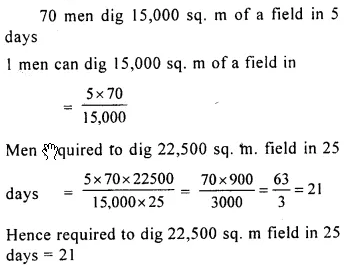 Selina Concise Mathematics Class 8 ICSE Solutions Chapter 10 Direct and Inverse Variations Ex 10D 44