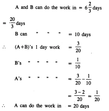Selina Concise Mathematics Class 8 ICSE Solutions Chapter 10 Direct and Inverse Variations Ex 10E 49
