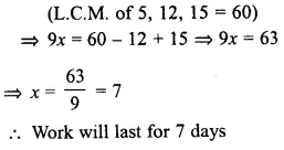 Selina Concise Mathematics Class 8 ICSE Solutions Chapter 10 Direct and Inverse Variations Ex 10E 64