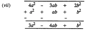Selina Concise Mathematics Class 8 ICSE Solutions Chapter 11 Algebraic Expressions (Including Operations on Algebraic Expressions) Ex 11B 13