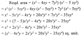 Selina Concise Mathematics Class 8 ICSE Solutions Chapter 11 Algebraic Expressions (Including Operations on Algebraic Expressions) Ex 11C 32