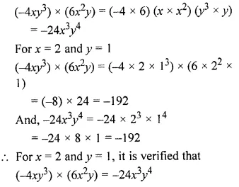 Selina Concise Mathematics Class 8 ICSE Solutions Chapter 11 Algebraic Expressions (Including Operations on Algebraic Expressions) Ex 11C 34
