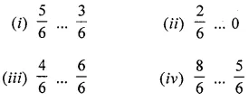 ML Aggarwal Class 6 Solutions for ICSE Maths Chapter 6 Fractions Ex 6.4 1