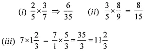 ML Aggarwal Class 6 Solutions for ICSE Maths Chapter 6 Fractions Ex 6.6 2