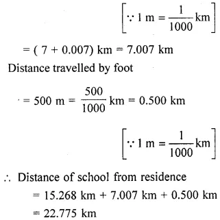 ML Aggarwal Class 6 Solutions for ICSE Maths Chapter 7 Decimals Ex 7.5 8