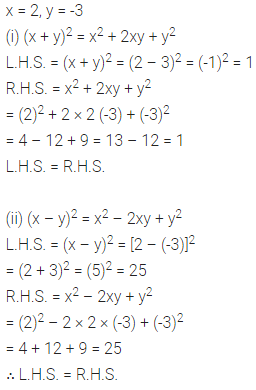 ML Aggarwal Class 6 Solutions for ICSE Maths Chapter 9 Algebra Ex 9.4 10