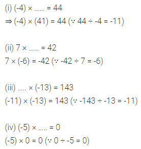 ML Aggarwal Class 7 Solutions for ICSE Maths Chapter 1 Integers Ex 1.3 7