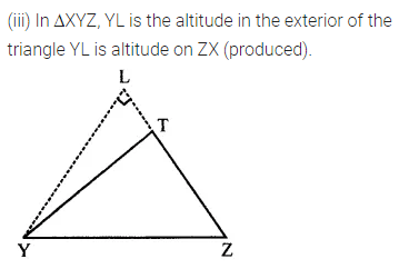 ML Aggarwal Class 7 Solutions for ICSE Maths Chapter 11 Triangles and its Properties Ex 11.1 10