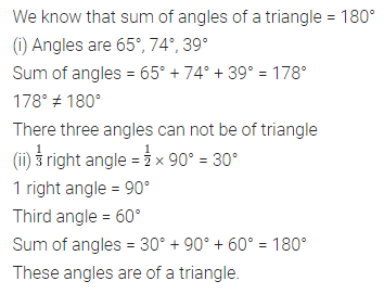 ML Aggarwal Class 7 Solutions for ICSE Maths Chapter 11 Triangles and its Properties Ex 11.2 27