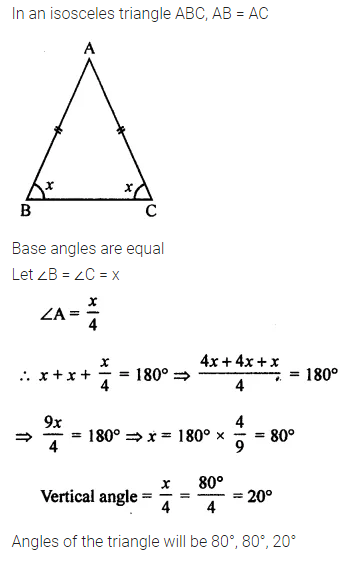 ML Aggarwal Class 7 Solutions for ICSE Maths Chapter 11 Triangles and its Properties Ex 11.3 16