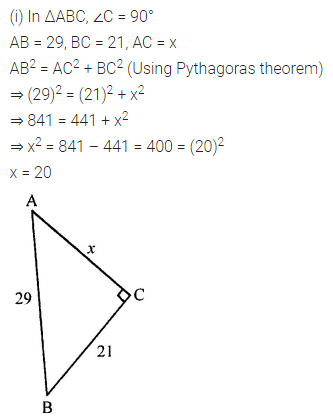 ML Aggarwal Class 7 Solutions for ICSE Maths Chapter 11 Triangles and its Properties Ex 11.5 4