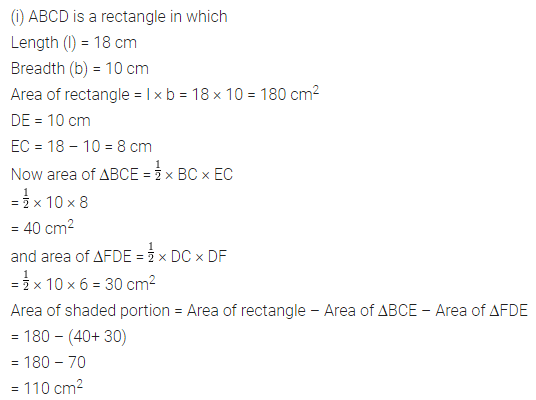 ML Aggarwal Class 7 Solutions for ICSE Maths Chapter 16 Perimeter and Area Ex 16.2 21