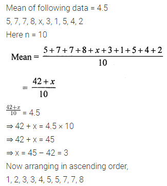 ML Aggarwal Class 7 Solutions for ICSE Maths Chapter 17 Data Handling Objective Type Questions 26