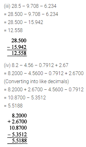 ML Aggarwal Class 7 Solutions for ICSE Maths Chapter 2 Fractions and Decimals Ex 2.5 15