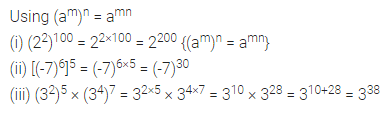 ML Aggarwal Class 7 Solutions for ICSE Maths Chapter 4 Exponents and Powers Ex 4.2 4