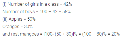 ML Aggarwal Class 7 Solutions for ICSE Maths Chapter 7 Percentage and Its Applications Ex 7.1 13