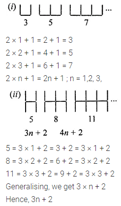 ML Aggarwal Class 7 Solutions for ICSE Maths Chapter 8 Algebraic Expressions Ex 8.4 2