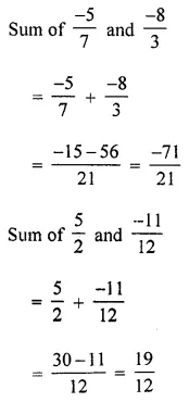 ML Aggarwal Class 8 Solutions for ICSE Maths Chapter 1 Rational Numbers Ex 1.2 8