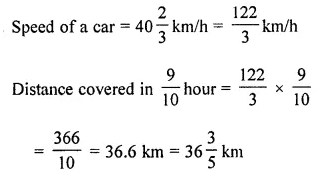 ML Aggarwal Class 8 Solutions for ICSE Maths Chapter 1 Rational Numbers Ex 1.6 6
