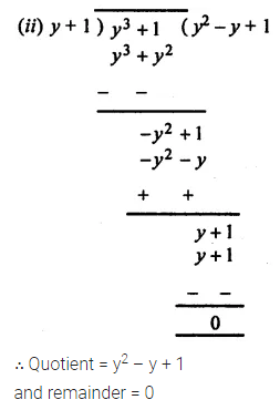 ML Aggarwal Class 8 Solutions for ICSE Maths Chapter 10 Algebraic Expressions and Identities Ex 10.4 5