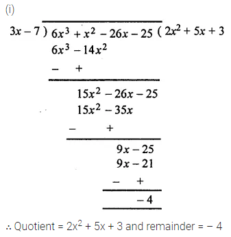ML Aggarwal Class 8 Solutions for ICSE Maths Chapter 10 Algebraic Expressions and Identities Ex 10.4 7