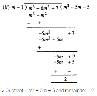 ML Aggarwal Class 8 Solutions for ICSE Maths Chapter 10 Algebraic Expressions and Identities Ex 10.4 8
