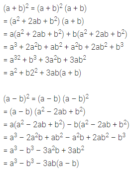 ML Aggarwal Class 8 Solutions for ICSE Maths Chapter 10 Algebraic Expressions and Identities Objective Type Questions 22