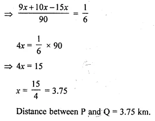 ML Aggarwal Class 8 Solutions for ICSE Maths Chapter 12 Linear Equations and Inequalities in one Variable Objective Type Questions 28