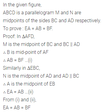 ML Aggarwal Class 8 Solutions for ICSE Maths Chapter 13 Understanding Quadrilaterals Objective Type Questions 37