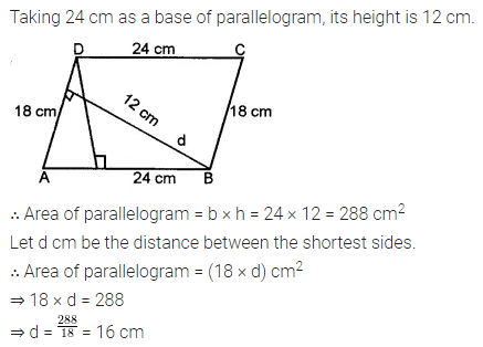 ML Aggarwal Class 8 Solutions for ICSE Maths Chapter 18 Mensuration Ex 18.1 3