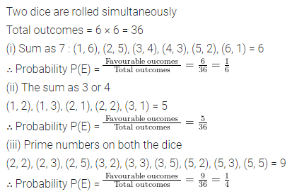 ML Aggarwal Class 8 Solutions for ICSE Maths Chapter 19 Data Handling Ex 19.3 6