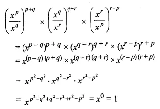 ML Aggarwal Class 8 Solutions for ICSE Maths Chapter 2 Exponents and Powers Objective Type Questions 22