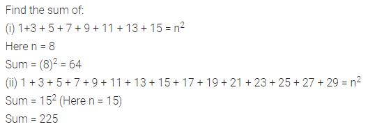 ML Aggarwal Class 8 Solutions for ICSE Maths Chapter 3 Squares and Square Roots Ex 3.2 6