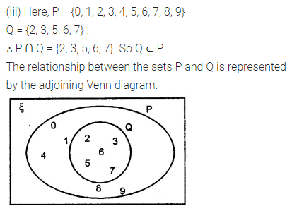 ML Aggarwal Class 8 Solutions for ICSE Maths Chapter 6 Operation on Sets Venn Diagrams Ex 6.2 8