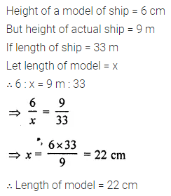 ML Aggarwal Class 8 Solutions for ICSE Maths Chapter 9 Direct and Inverse Variation Ex 9.1 16