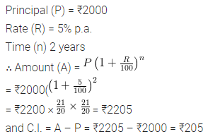 ML Aggarwal Class 8 Solutions for ICSE Maths Model Question Paper 2 6