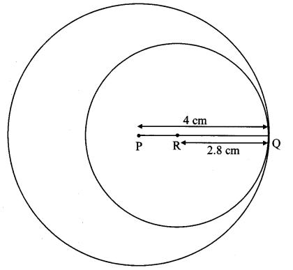 Maharashtra Board Class 10 Maths Solutions Chapter 3 Circle Practice Set 3.2 4
