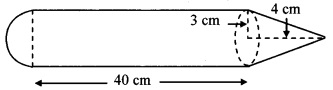 Maharashtra Board Class 10 Maths Solutions Chapter 7 Mensuration Practice Set 7.1