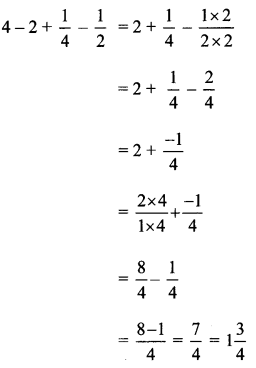 Maharashtra Board Class 6 Maths Solutions Chapter 4 Operations on Fractions Practice Set 10 13