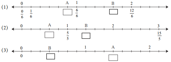Maharashtra Board Class 6 Maths Solutions Chapter 4 Operations on Fractions Practice Set 11 1
