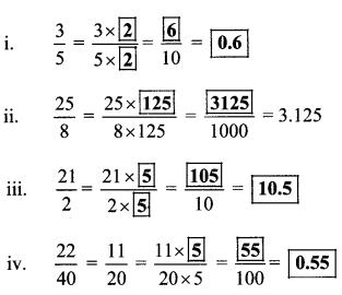 Maharashtra Board Practice Set 15 Class 6 Maths Solutions