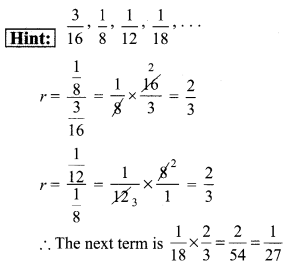 Tamilnadu Board Class 10 Maths Solutions Chapter 2 Numbers and Sequences Ex 2.10 7