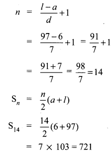 Tamilnadu Board Class 10 Maths Solutions Chapter 2 Numbers and Sequences Ex 2.6 3